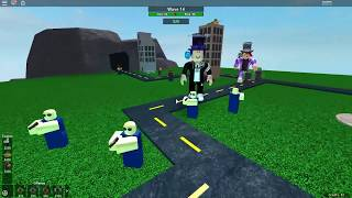 ROBLOXUN the BEST strategy game!. /Roblox Tower Battle/FarukTPC