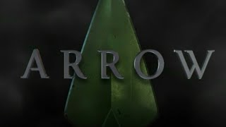 CW's Arrow Season 6 SDCC Teaser Trailer (Black Panther Style)