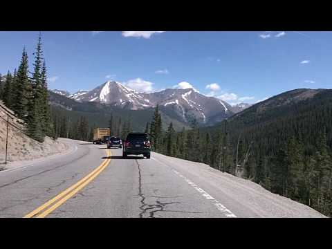 US Highway 50: Gunnison To Salida, Colorado