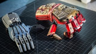 Designing a 3D-Printed Prosthetic Arm!
