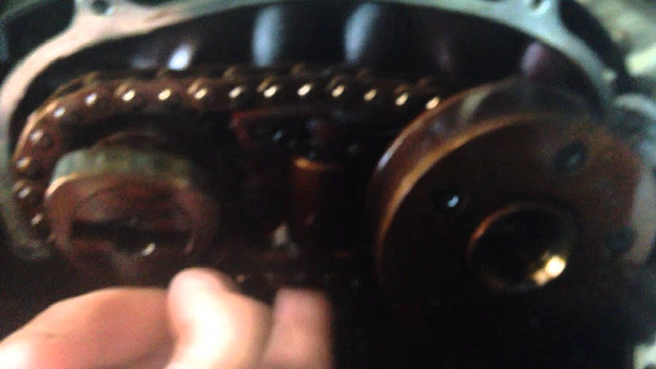 Camshaft timing chain problem 20 tfsi  YouTube