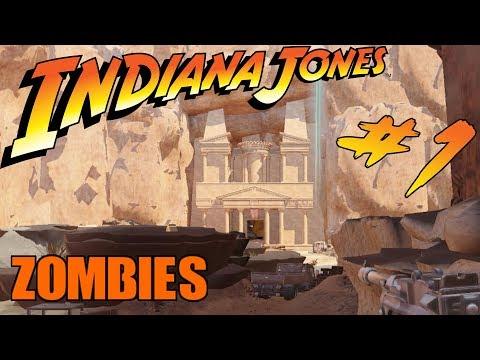 Black Ops 3 MOD ITA - Indiana Jones Zombies ep.1