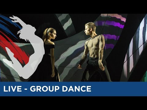 LIVE: Group performance of Norway, Germany, Malta and Portugal - Eurovision Young Dancers 2017