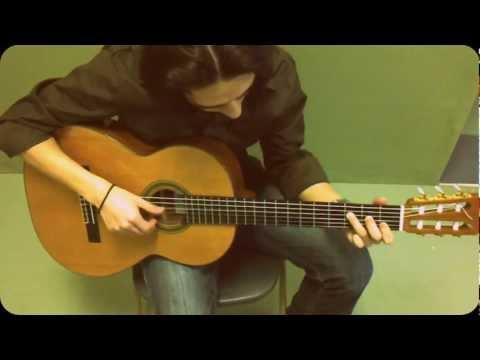 Master Builder Carlos Salmone's Magical Guitars (Guitar Number 415)  2/4