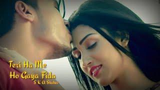 Teri Ha Me Ho Gaya Fida whatsapp status video || very romantic whatsapp status { S K A Status }