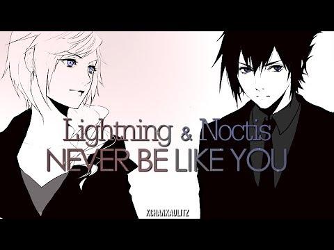 Lightning X Noctis Tumblr