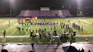sioux city east marching band waukee invite