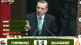 Erdoğandan 6 - 0 Yorumu GFB