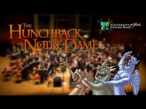 The Hunchback of Notre Dame - University of York Concert Band