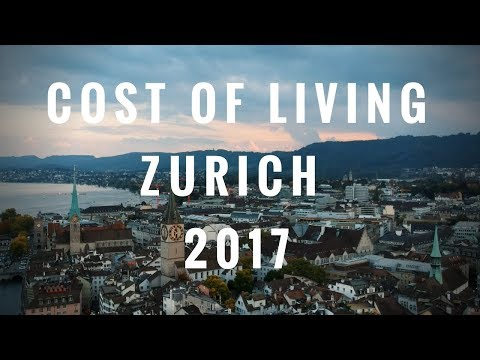 Cost of living in Zurich (Switzerland)