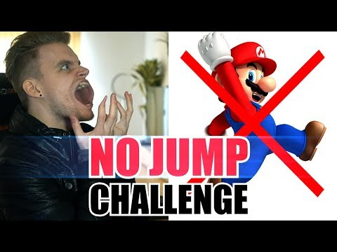 SPRINGEN VERBOTEN - CHALLENGE! (Mario Odyssey)
