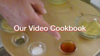 How To Make Fat Free Honey Mustard Dressing Recipe | Our Video Cookbook #94