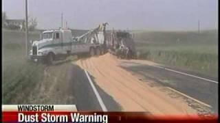 Windstorm shuts down Grant County