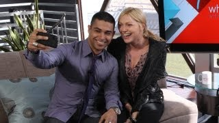 Prepon and Wilmer Valderrama On Their New NBC Shows