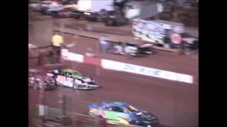 Dixie Speedway Woodstock Ga Highlights 5/2/15