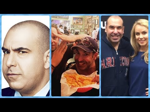 Rick Hoffman Louis Litt in Suits Rare Photos  Family  Friends  Lifestyle