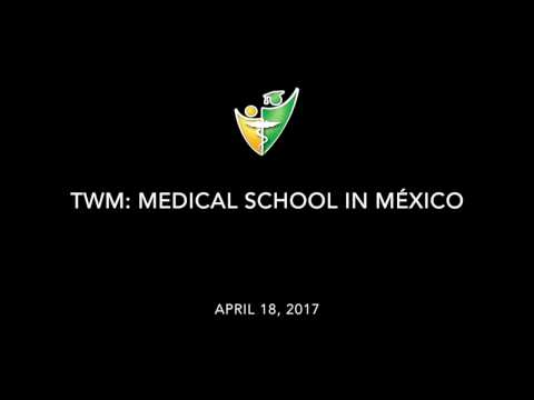TWM: Medical School in México Webinar