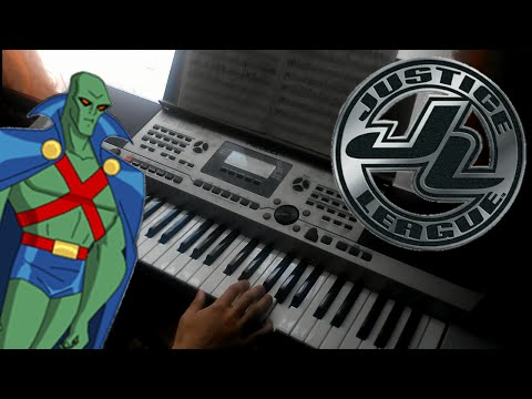 Lolita Ritmanis - Justice League Theme | Piano