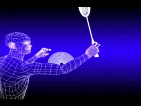 Forehand net kill (Chụp cầu thuận tay)