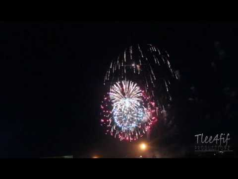 Flint Fireworks 2016