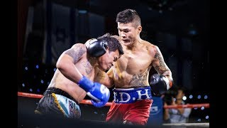 WBA châu Á | Trương Đình Hoàng đấm gục võ sĩ Thái Lan ngay trong hiệp 1