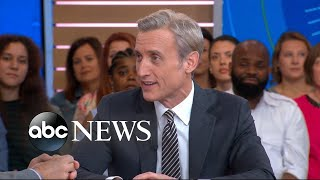 Dan Abrams discusses his new book on the legacy of Theodore Roosevelt