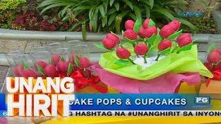 Unang Hirit: Edible flower treats, ibinida sa