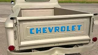 1965 Chevrolet C-10 stepside long bed half-rat