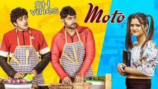 Moto   Haye Re Meri Moto   Haya re meri moto Latest Song 2020   #motosong   tik tok famous song Thumb
