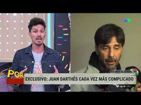 Juan Darthes a