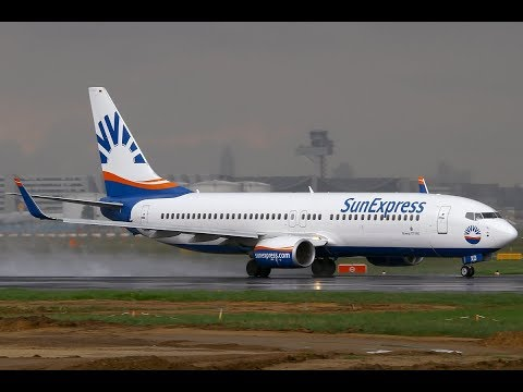 ✈ Flight Report ✈ - SunExpress XG1371 - Dusseldorf to Ankara - Boeing 737-800