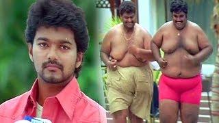 Tamil Comedy Videos || Vijay Funny Comedy Scene || Super South Movies
