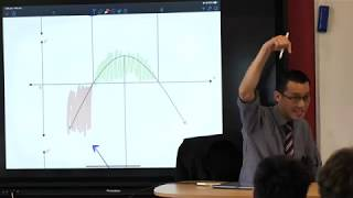 Determining Derivatives from Graphs (3 of 3: Reversing the process)
