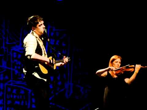 Patrick Wolf - Together [acoustic version] (live @ Mole Vanvitelliana, Ancona - 23.06.12)