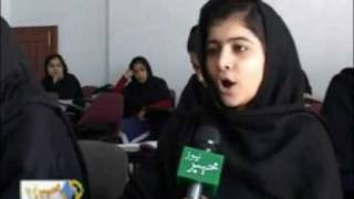 Repeat youtube video Swat News Report Malala Yousafzai By Niaz Ahmad Khan .mpg