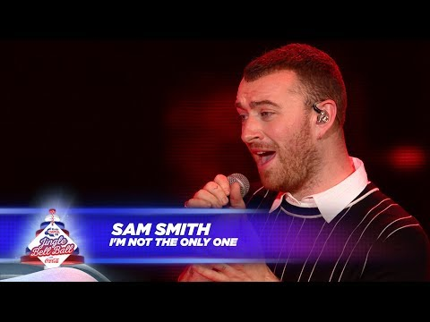 Sam Smith  'Im Not The Only One'   At Capital's Jingle Bell Ball 2017