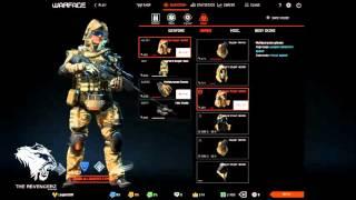 Video Warface Operative Network - Gun Showcase (warface classes and gun customization) download MP3, 3GP, MP4, WEBM, AVI, FLV Juli 2018