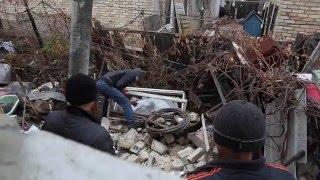 Ukraine: Residents rebuild war-damaged homes with ICRC support