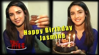 Jasmine Bhasin Aka Twinkle Of Tashane Ishq Celebrates Her Birthday With Tellybytes