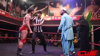 Download CWE | Dinesh Vs Faruqua Khan for World Heavy-Weight Championship Mp3 and Videos