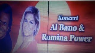 AL BANO I ROMINA POWER - KRAKÓW ARENA 15.05 2016r. FULL CONCERT HDp50