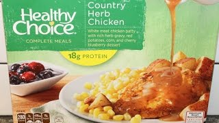 Healthy Choice Country Herb Chicken Review