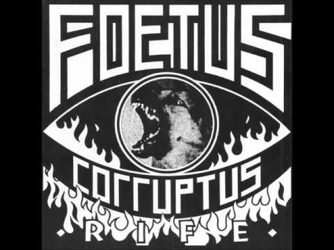 Foetus Corruptus - Don't Hide It Provide It - Rife LP
