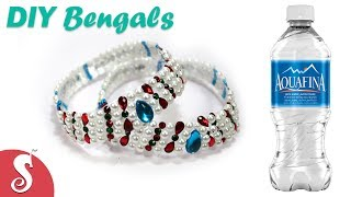 Awesome DIY Bengals from Plastic water bottle | Best out of Waste | Sonali's Creations #75