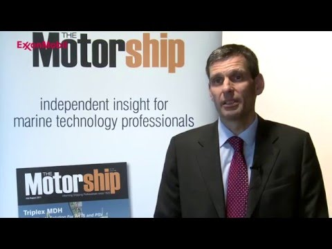 Marine fuels and lubricants industry challenges and trends in 2016 - Iain White, Motorship interview