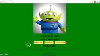 Website With PHP SQL CSS Part3