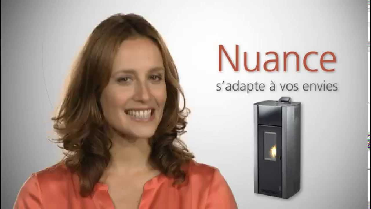 Programmation Poele A Granules Atlantic Nuance Youtube