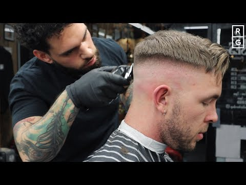 High Skin Fade Long On Top Haircut | Good Haircut When Growing Out The Top Mp3