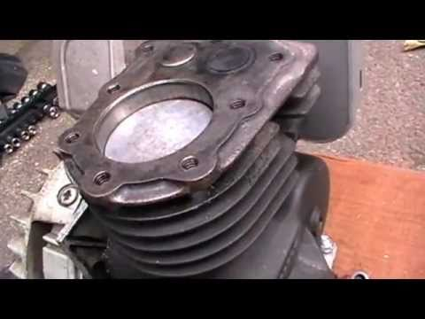 Suffolk 98cc - Blown Head Gasket