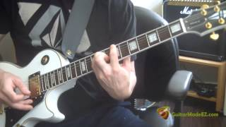 Beastie Boys No Sleep Till Brooklyn Guitar Lesson
